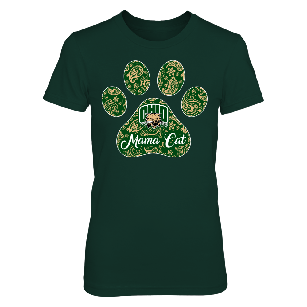 Ohio Bobcats - Mom In Paw Front picture