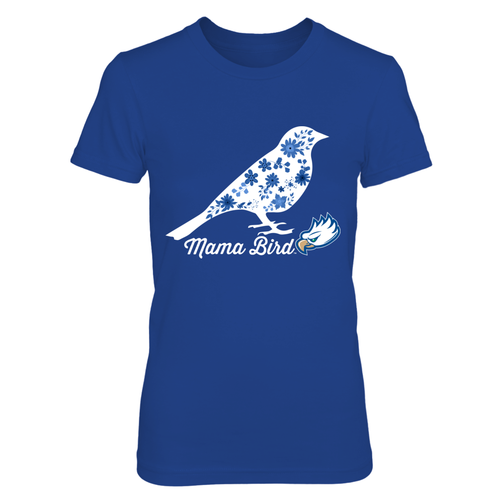 Florida Gulf Coast Eagles - Floral Mama Bird Front picture
