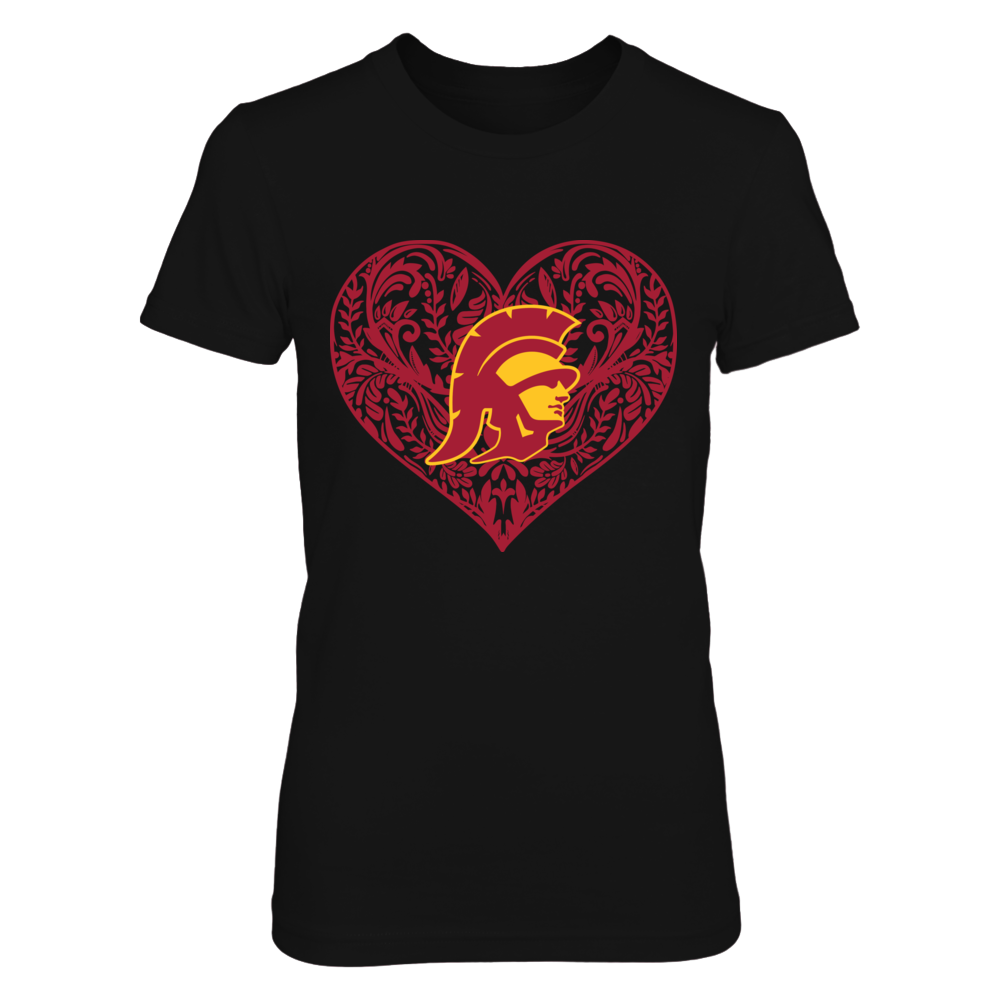 USC Trojans - Pattern Heart - Original Front picture