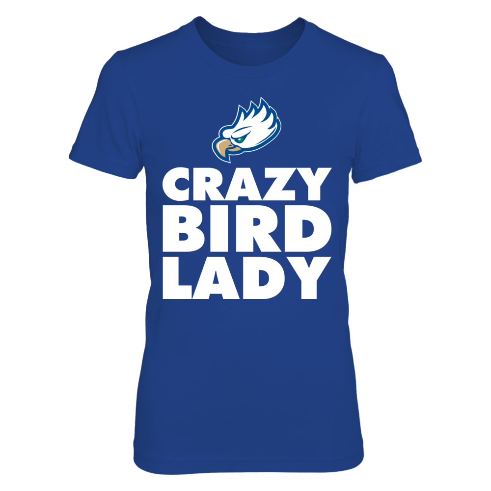 Florida Gulf Coast Eagles - Crazy Bird Lady Front picture