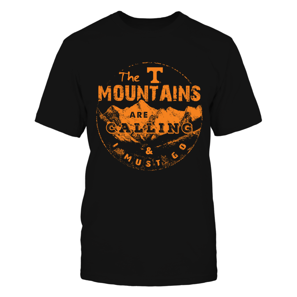 Tennessee Volunteers -  The Mountains Are Calling Front picture