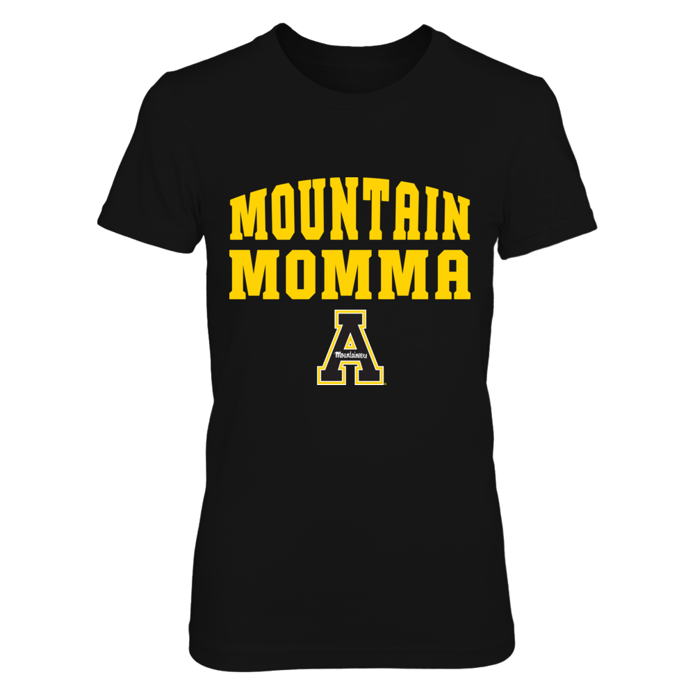 Appalachian State Mountaineers -  Mountain Momma - Ver 2 Front picture