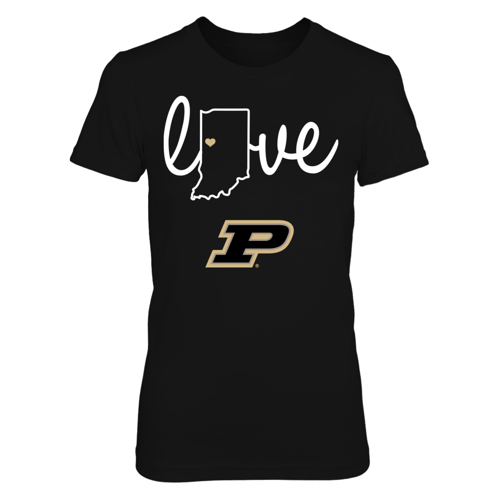 State Love - Purdue Boilermakers Front picture