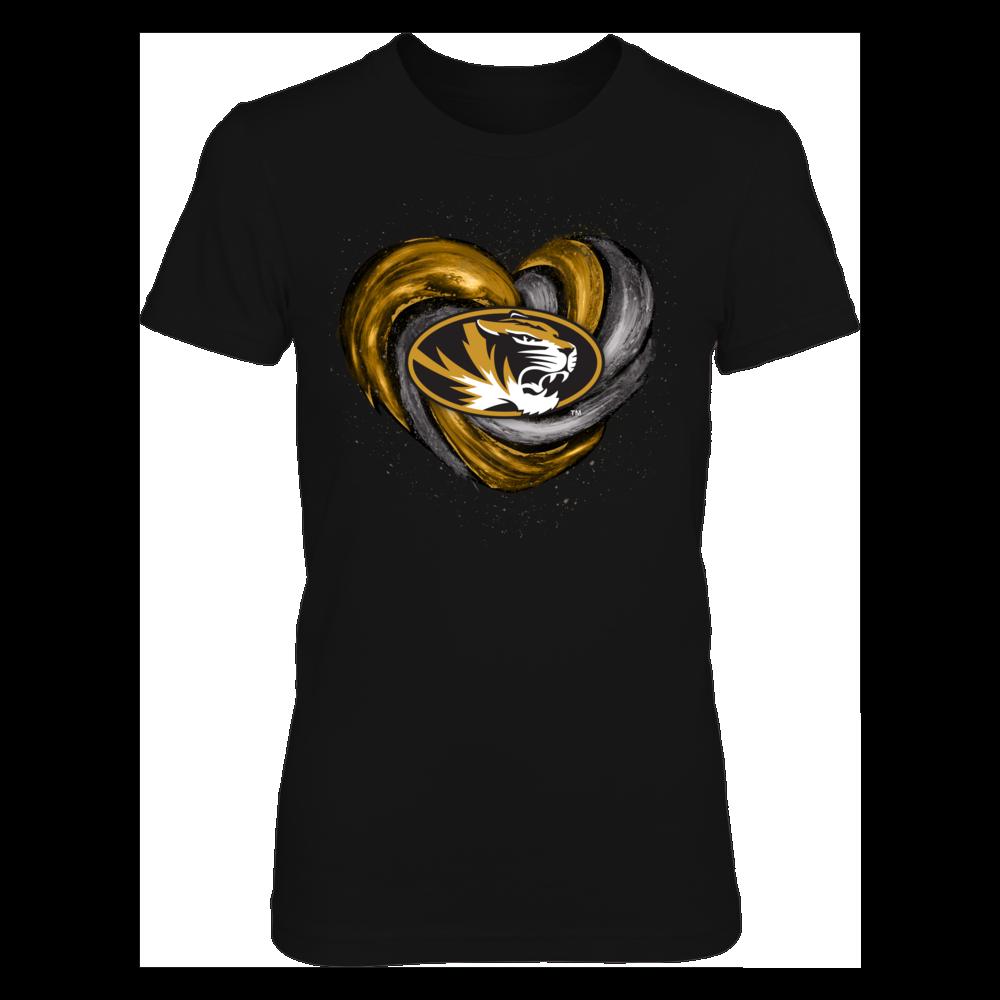 Mizzou Tigers - Hurricane Heart - Original Front picture