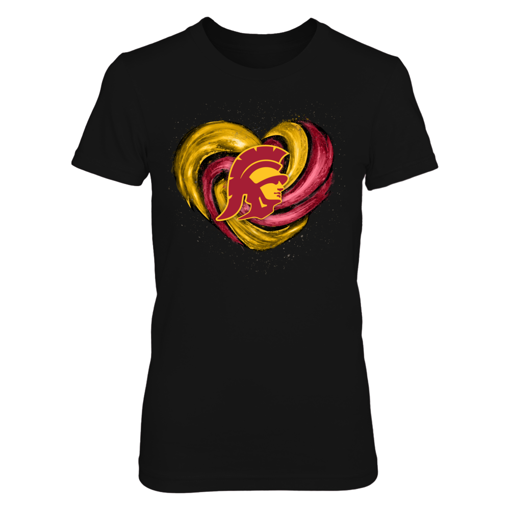 USC Trojans - Hurricane Heart - Original Front picture