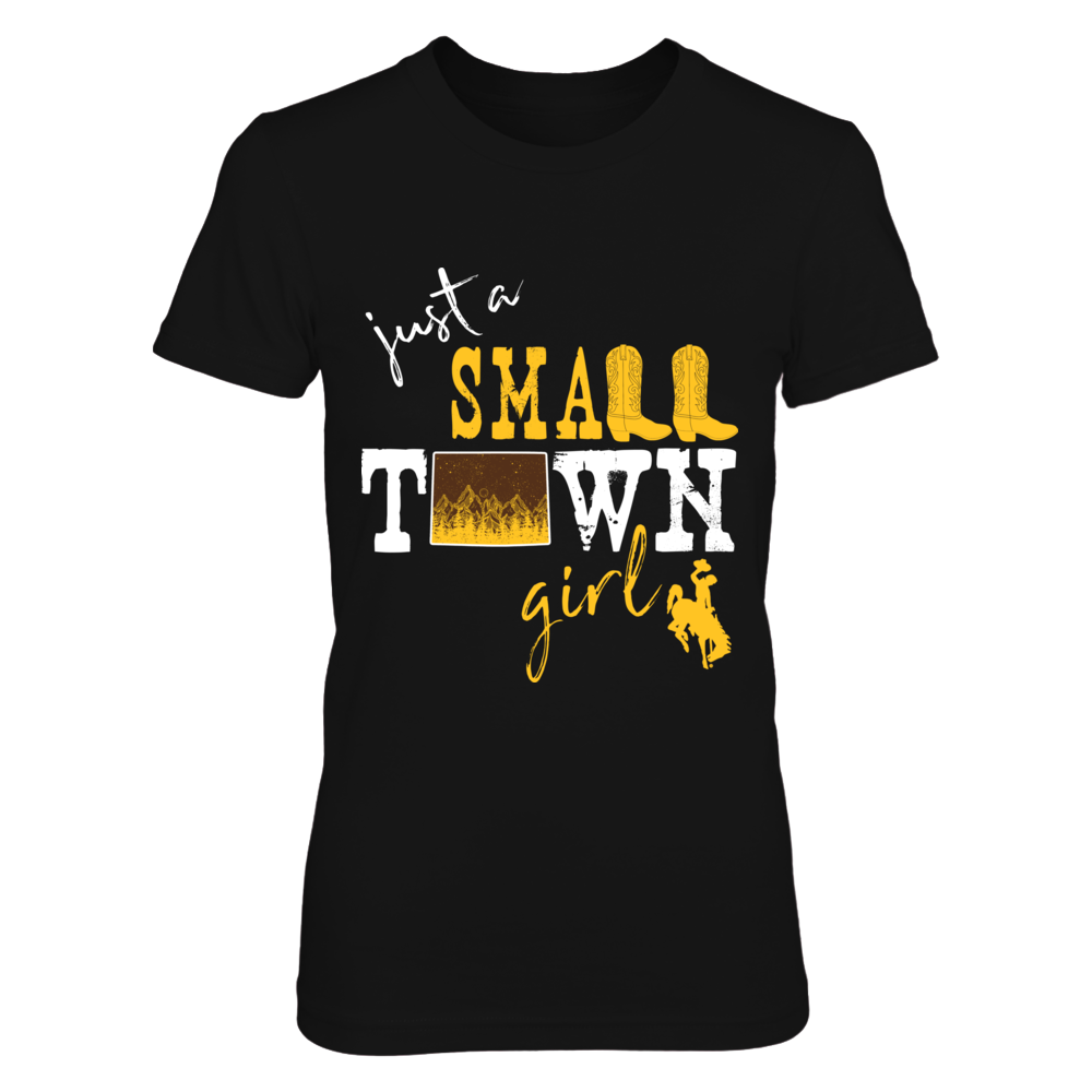 Wyoming Cowboys - Small town girl - mountain Front picture