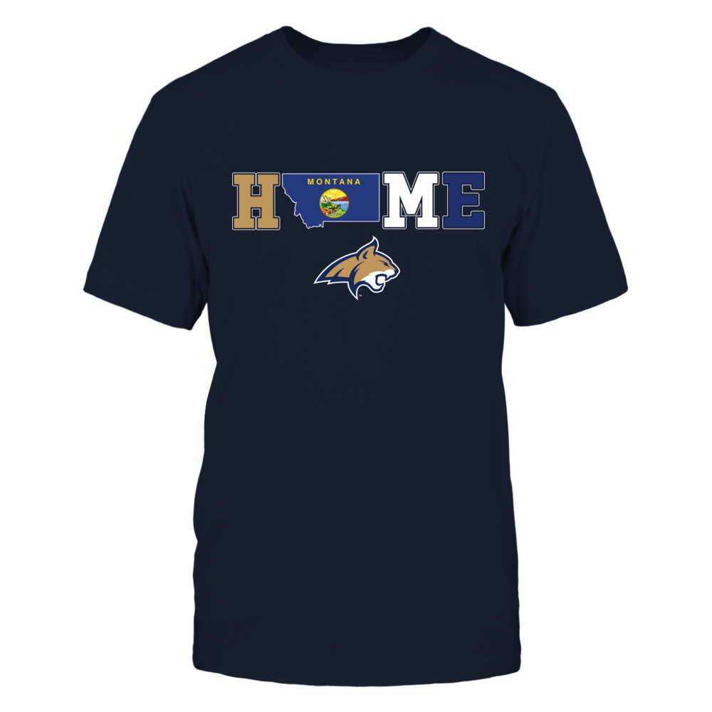 Montana State Bobcats - Home - Team color Front picture
