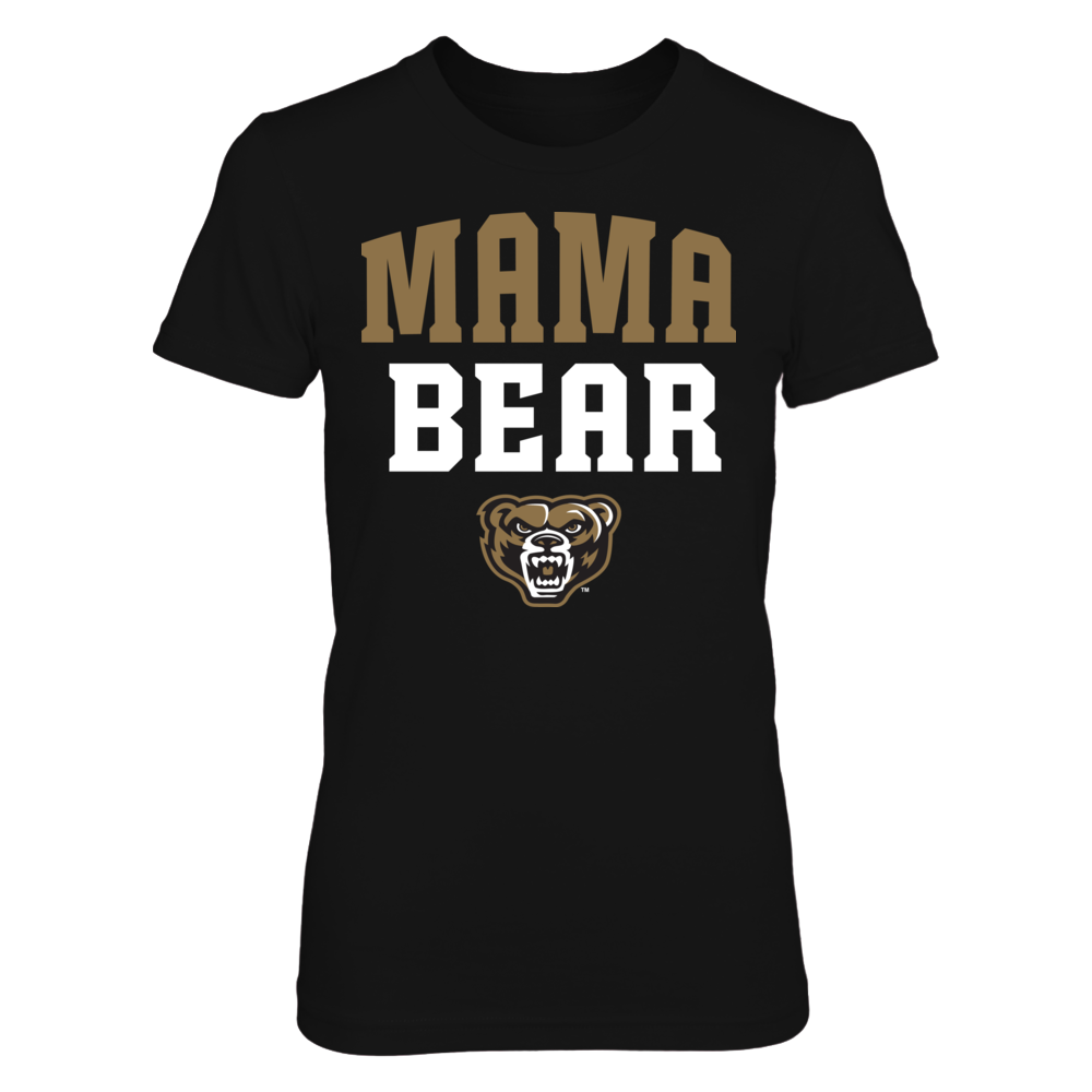 Oakland Golden Grizzlies -  Mama Bear Front picture