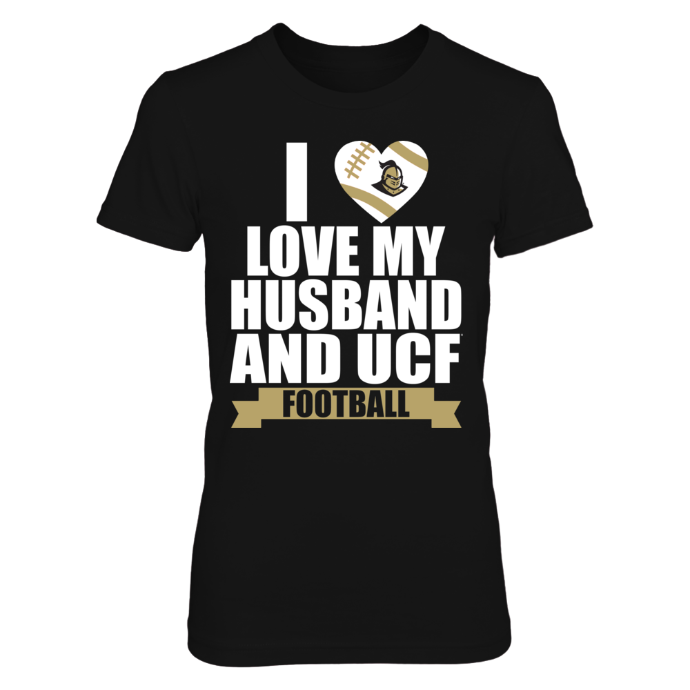 I  Love My Husband & UCF Football Front picture