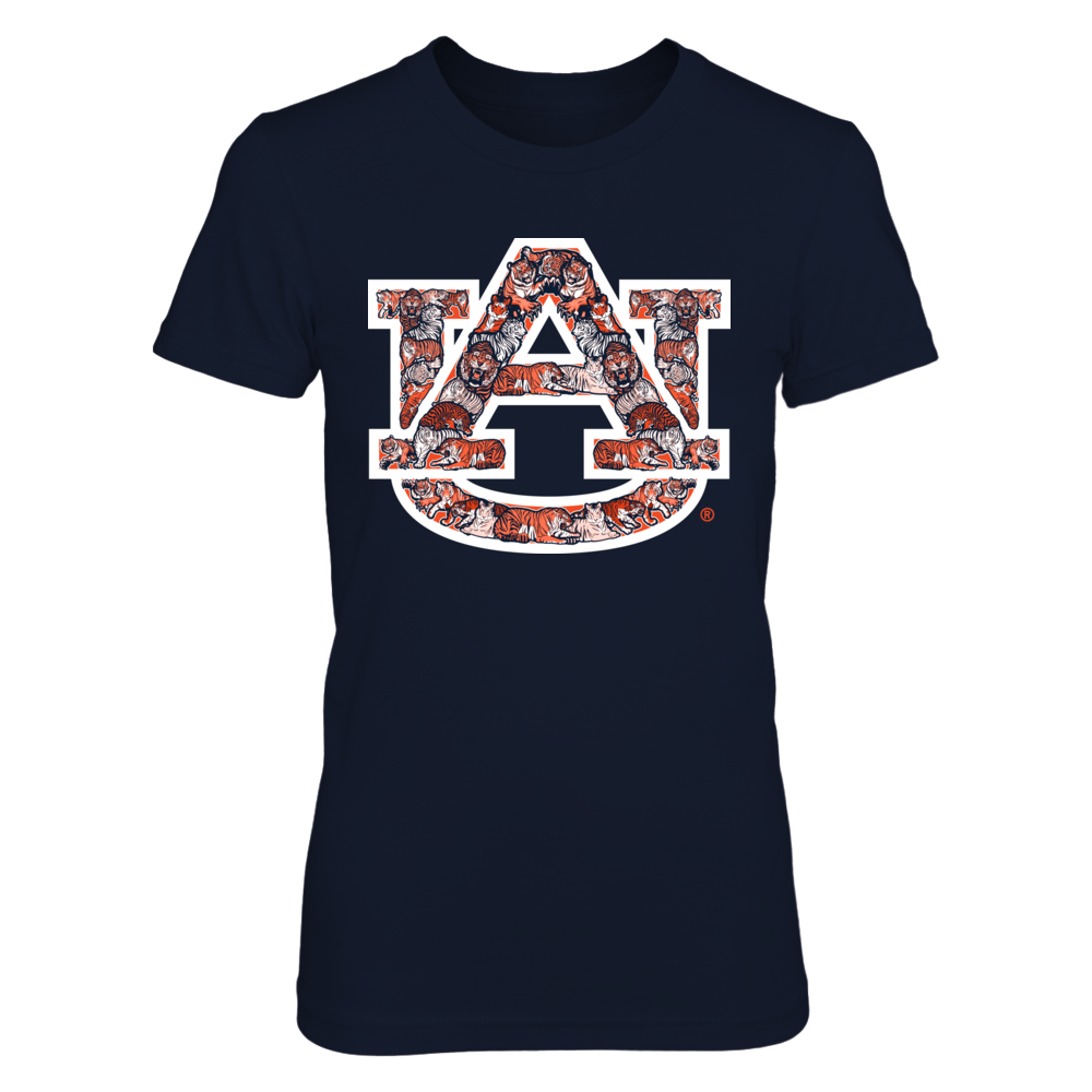 Auburn Tigers -  Tigers Logo Front picture