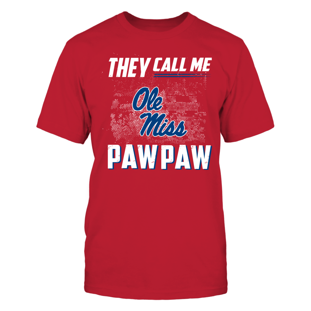 Ole Miss Rebels - They Call Me Pawpaw Front picture