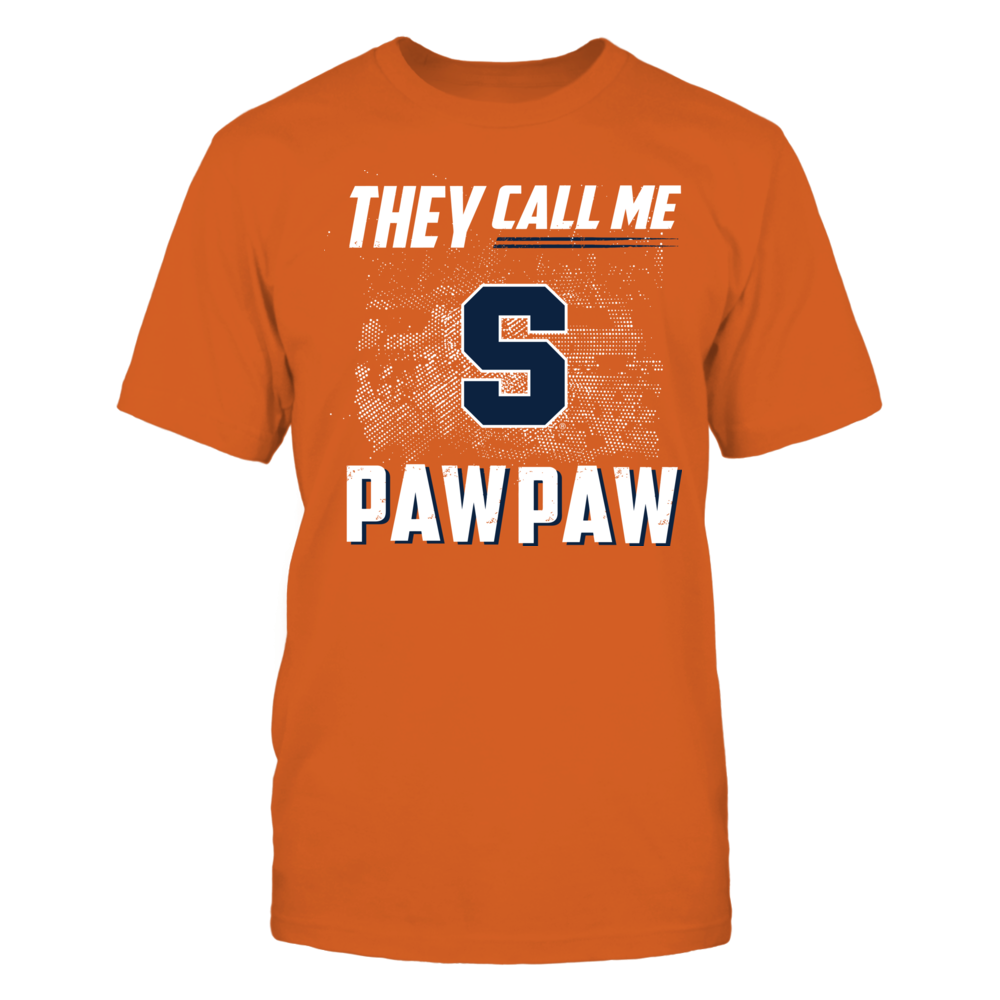 Syracuse Orange - They Call Me Pawpaw Front picture