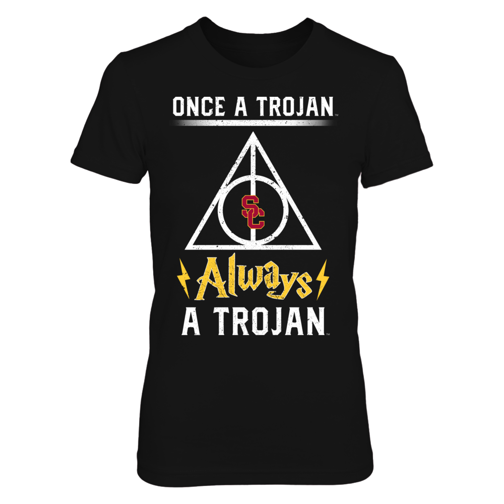 Deathly Hallows - USC Trojans Front picture