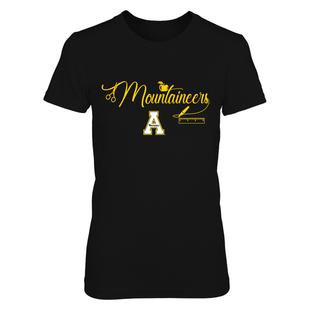 Appalachian State Mountaineers - Teacher Things Team Name Front picture