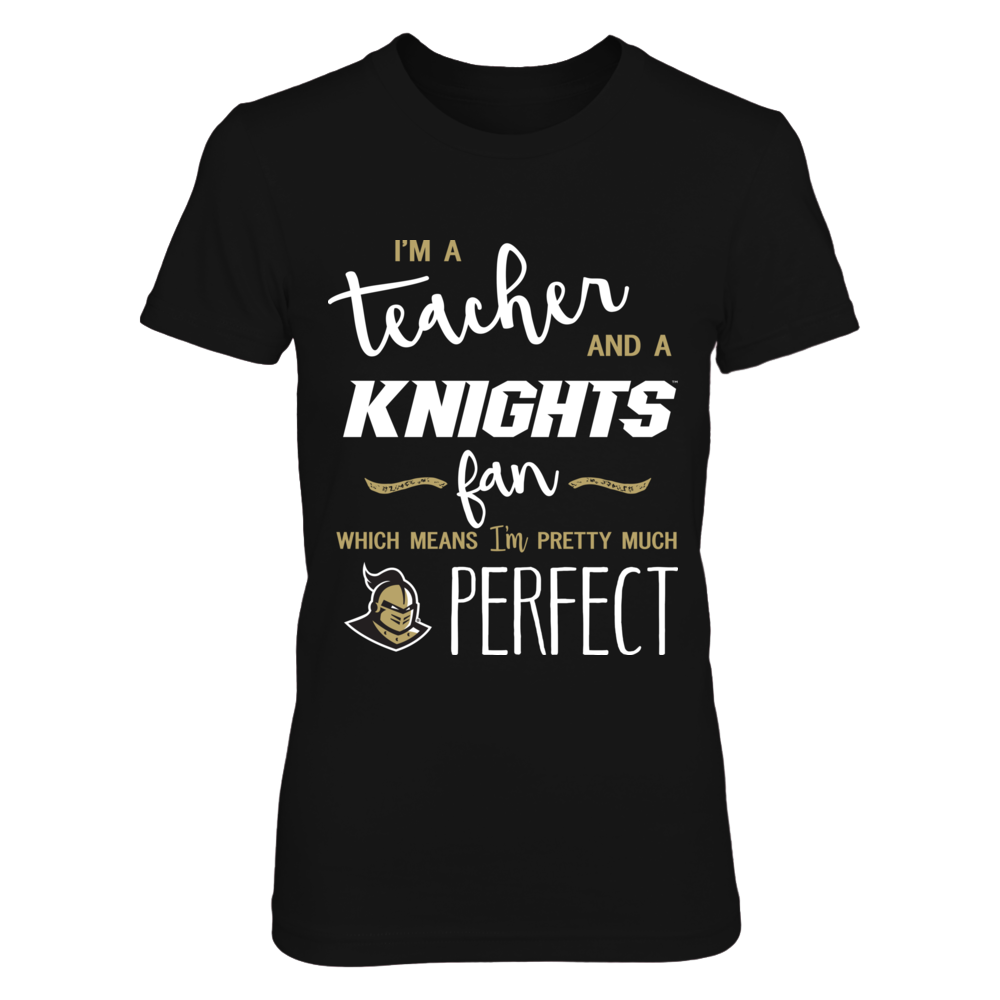 UCF Knights - Perfect Teacher - IF-IC78-DS37 Front picture