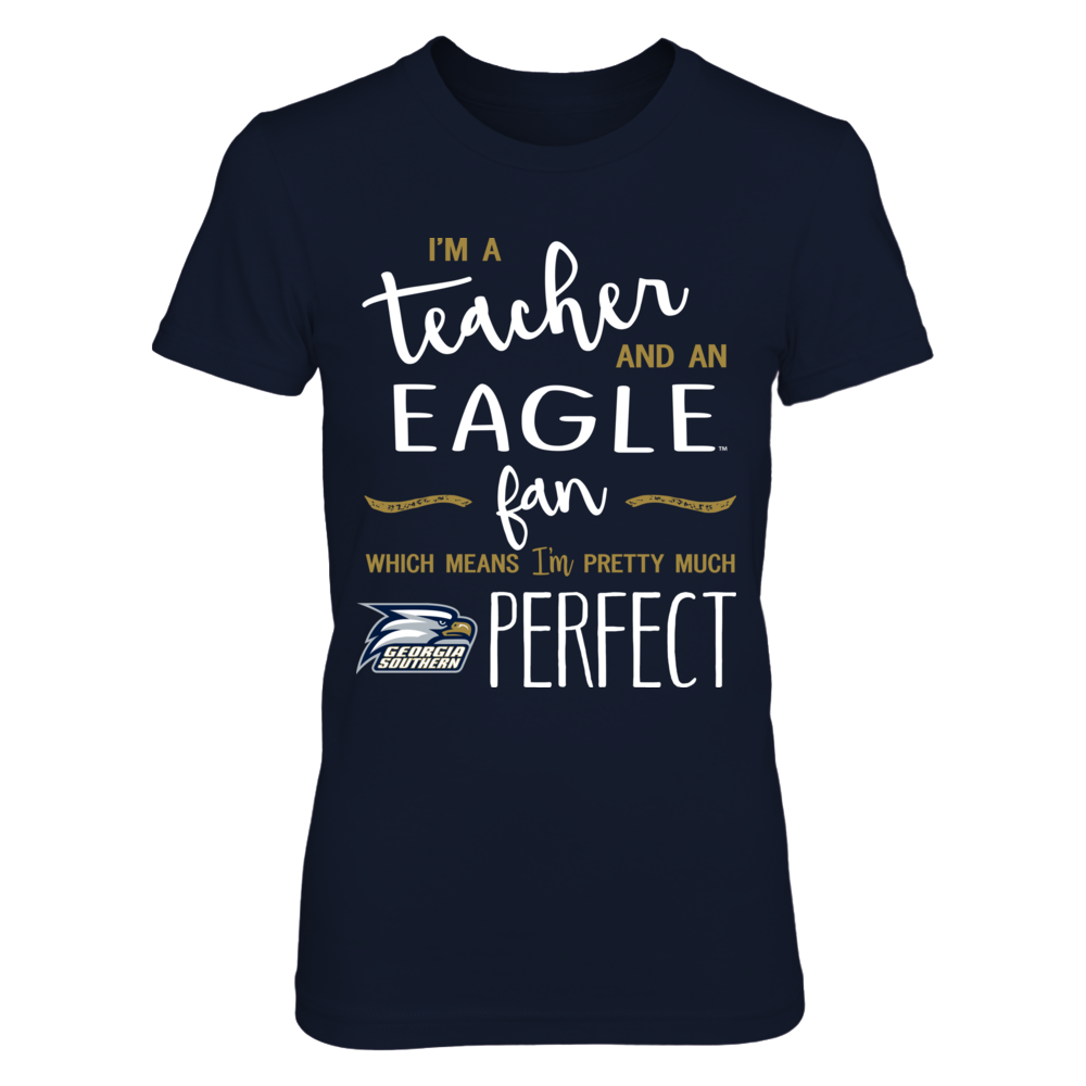 Georgia Southern Eagles - Perfect Teacher - IF-IC13-DS27 Front picture