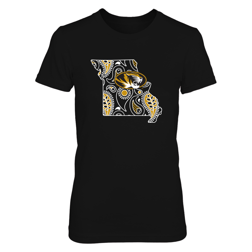 Mizzou Tigers - Paisley State Front picture