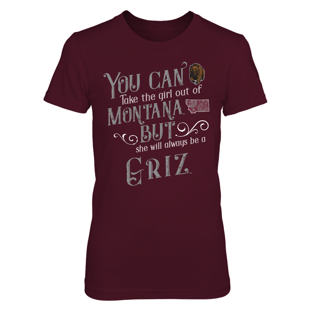 Montana Grizzlies - Take The Girl Out Paisley State Front picture