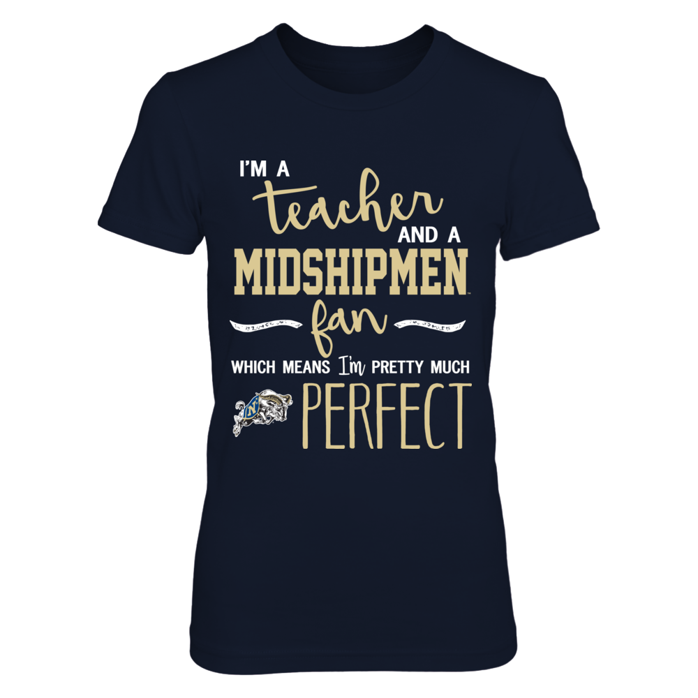 Navy Midshipmen - Perfect Teacher Front picture