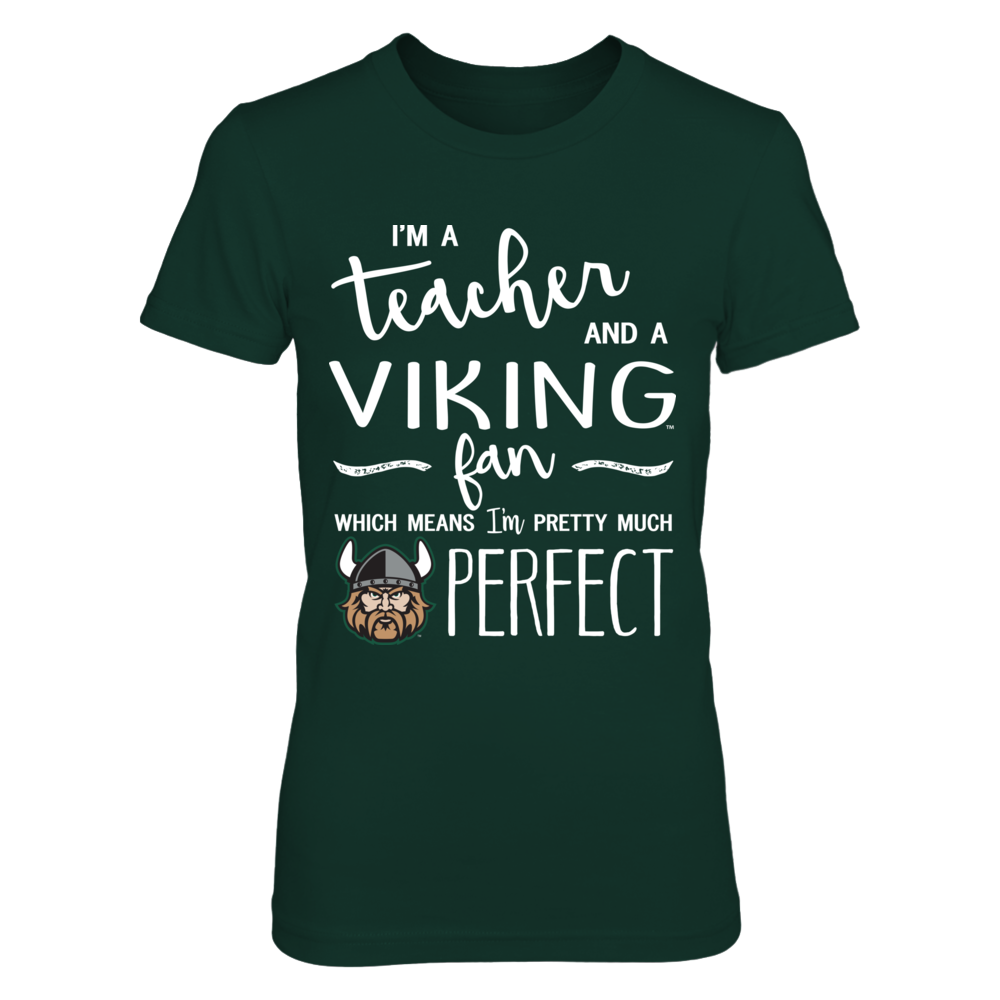 Cleveland State Vikings - Perfect Teacher Front picture