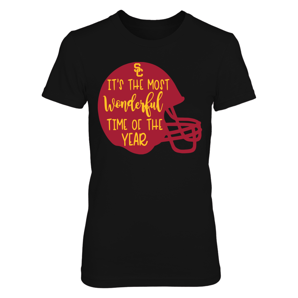 USC Trojans - Wonderful Time of The Year - IF-IC13-DS75 Front picture