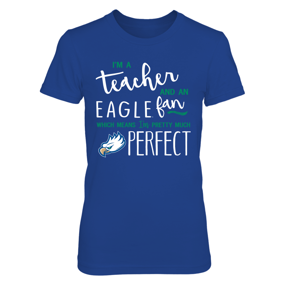 Florida Gulf Coast Eagles - Perfect Teacher Front picture