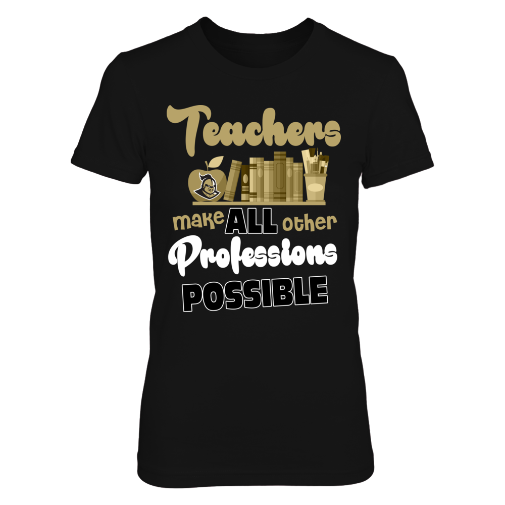 UCF Knights - Teachers Make Profession Possible Front picture