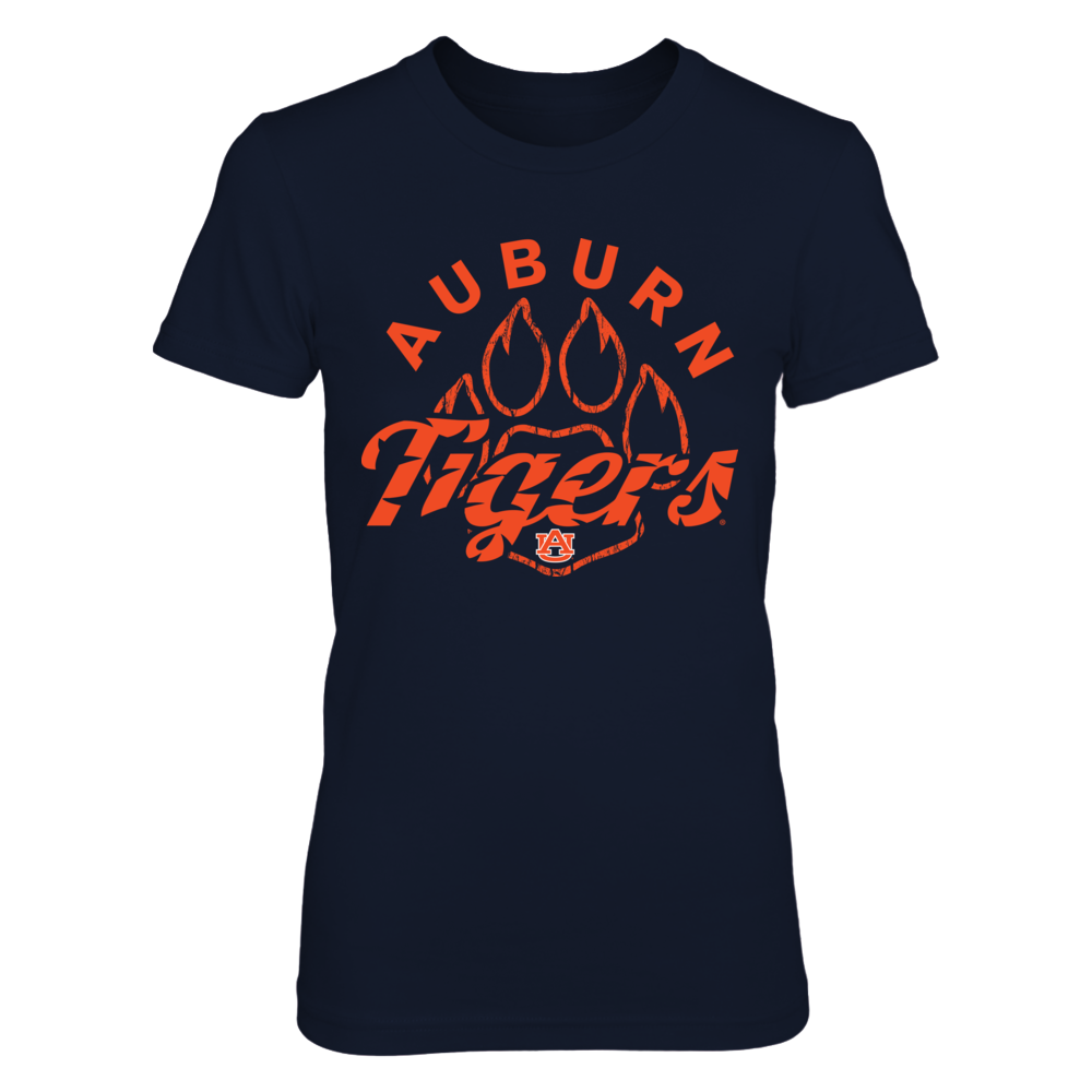 Auburn Tigers -  Inside Paw Front picture