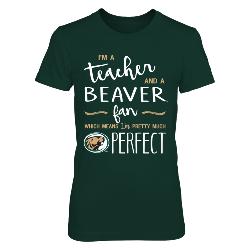 Bemidji State Beavers - Perfect Teacher - IF-IC13-DS45 Front picture