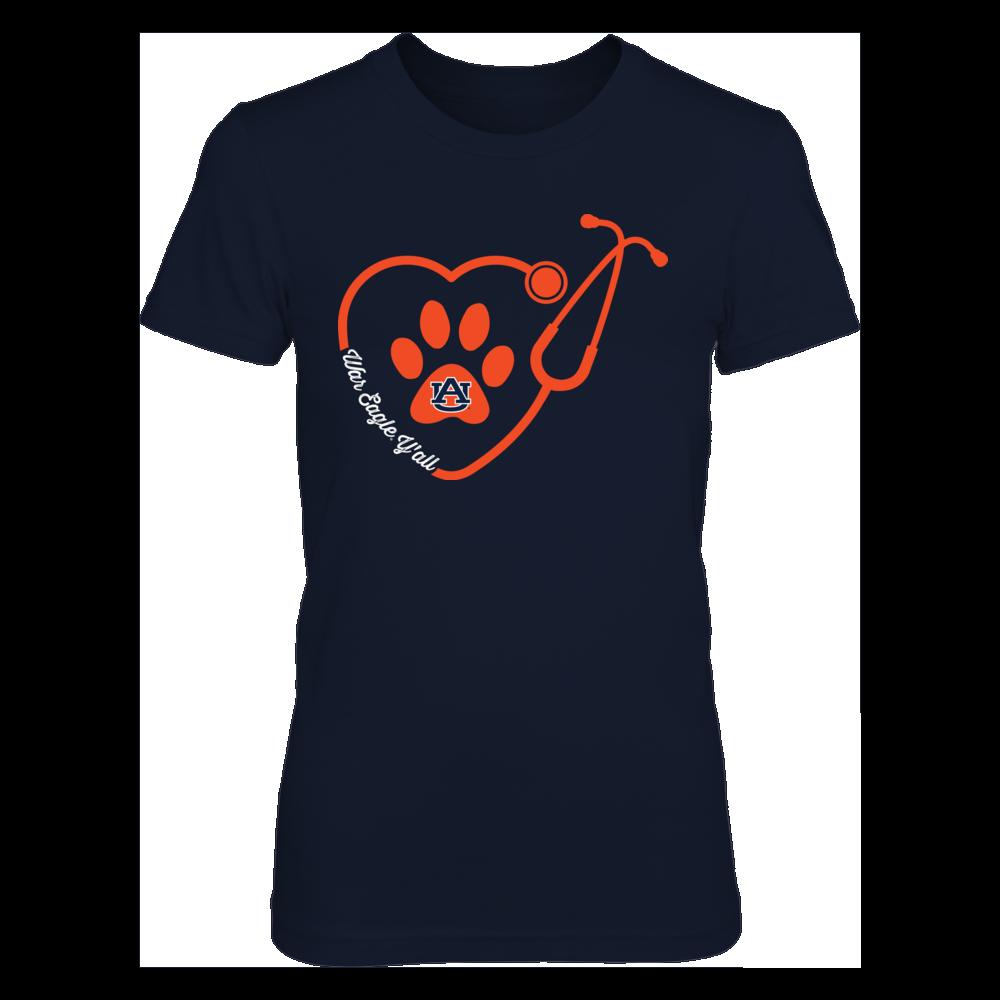 Auburn Tigers - Nurse - Pet Front picture