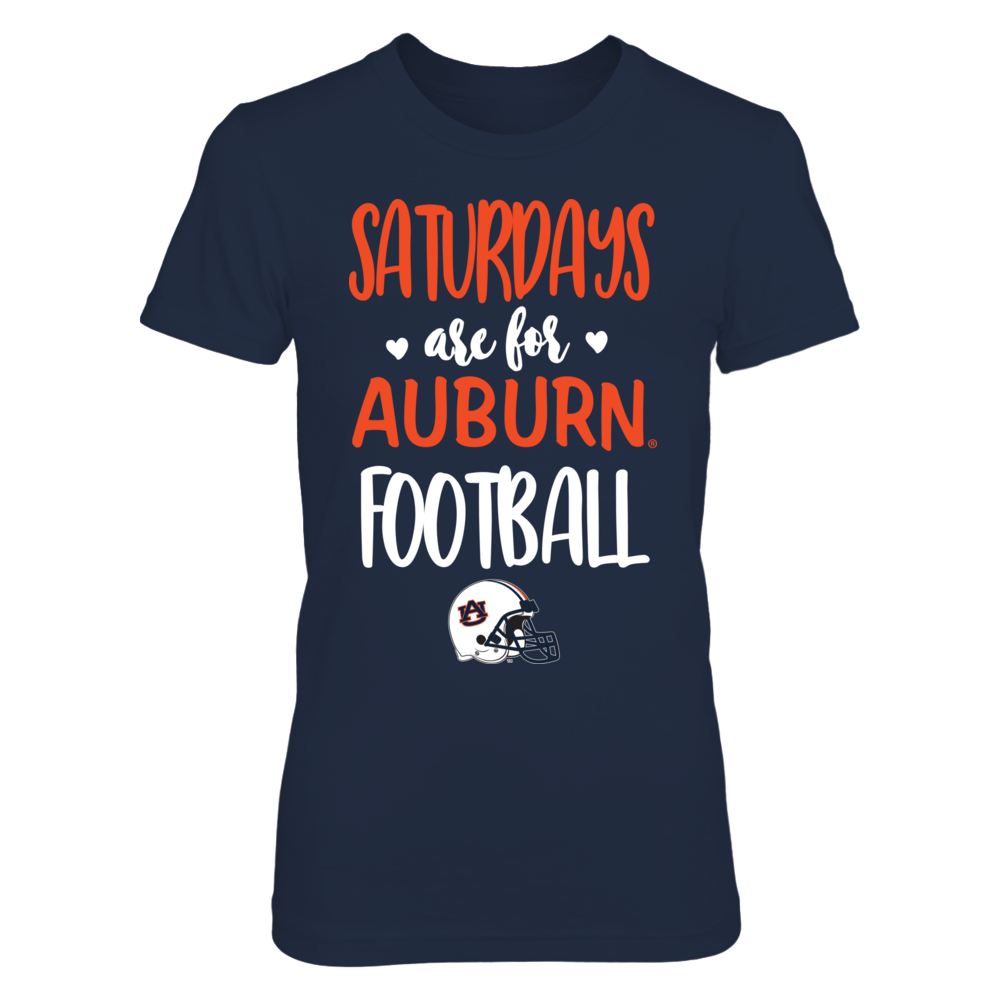 Auburn Tigers - Saturdays Are For Football - IF-IC13-DS33 Front picture