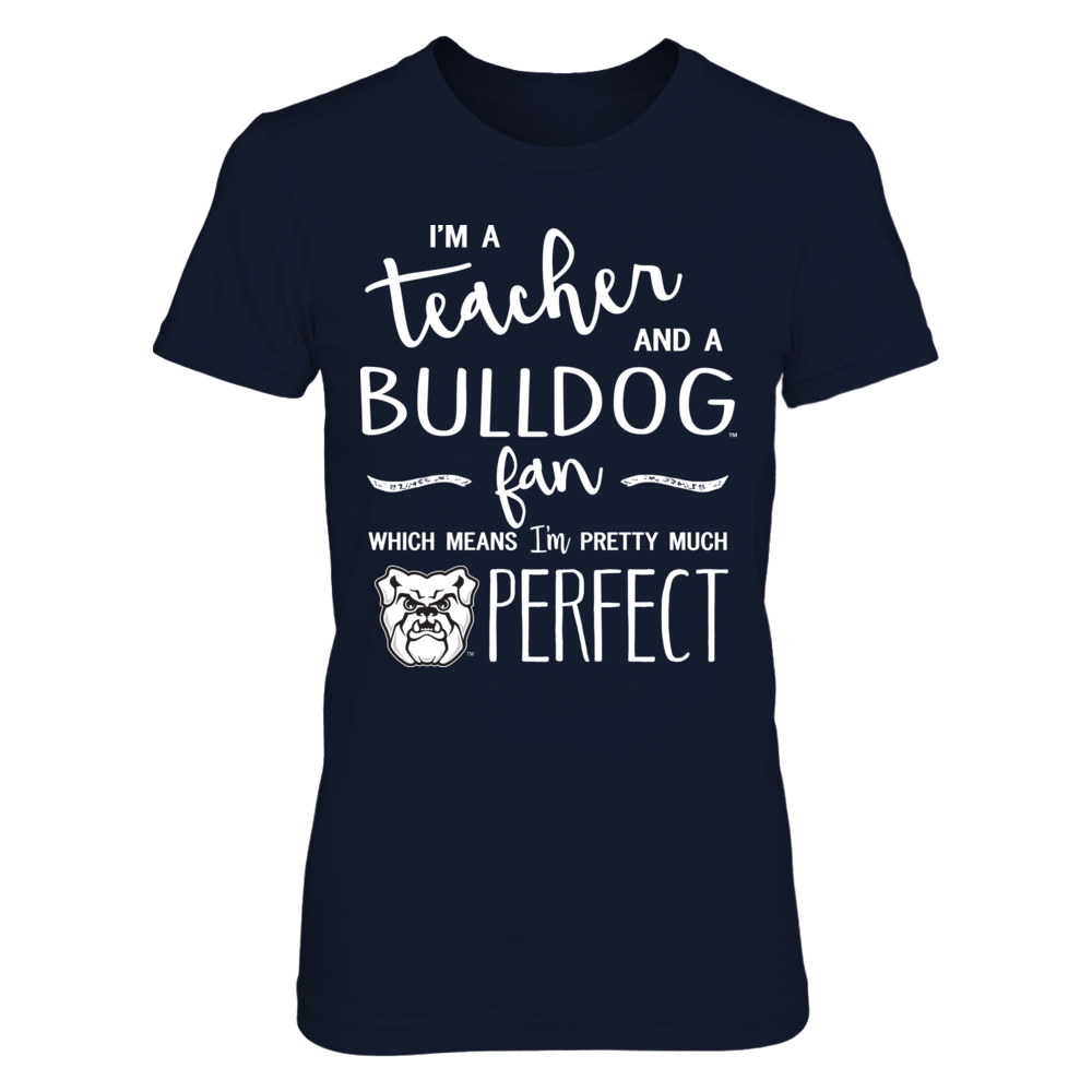 Butler Bulldogs - Perfect Teacher - IF-IC13-DS27 Front picture