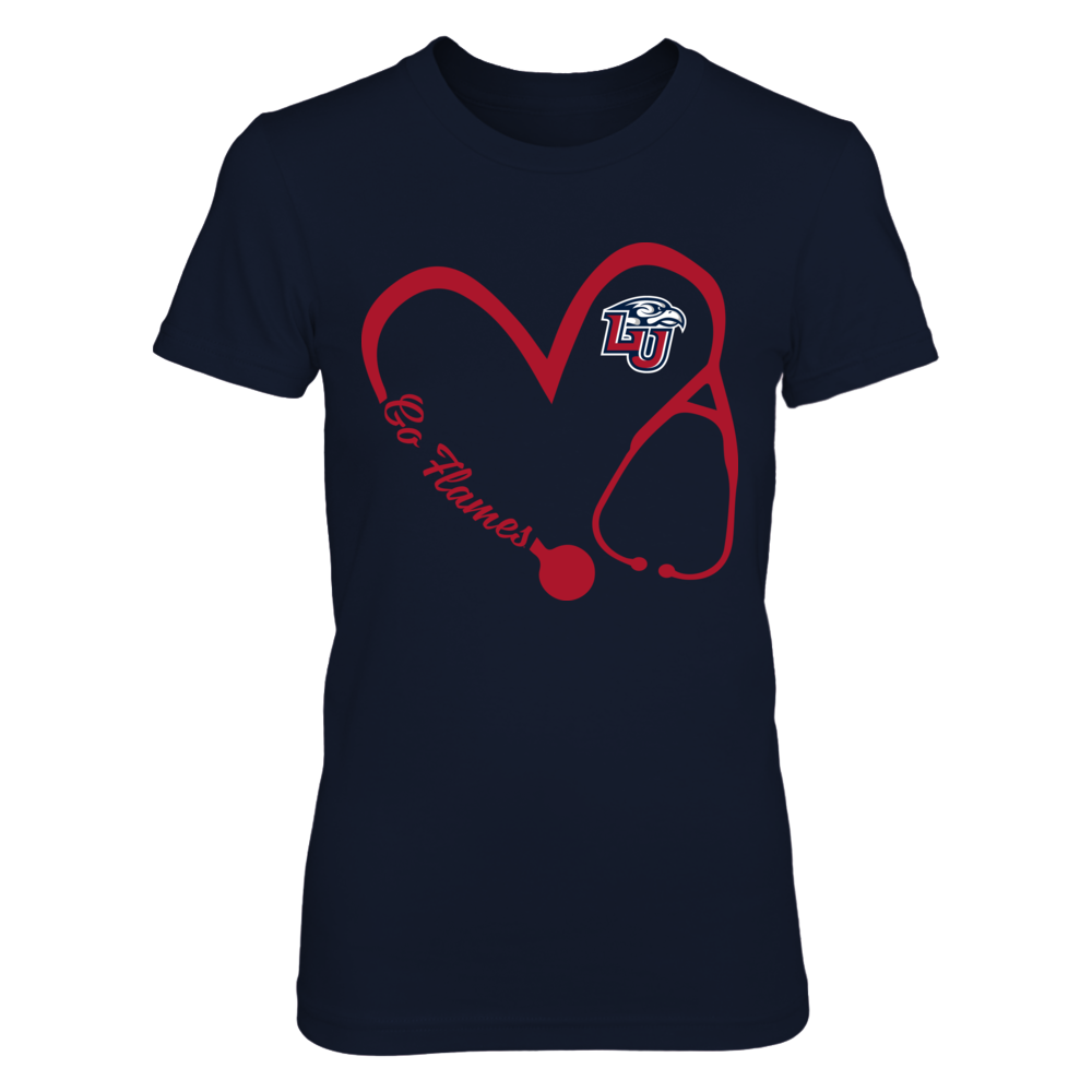 Liberty Flames - Heart 3-4 - Nurse - IF-IC17-DS45 Front picture