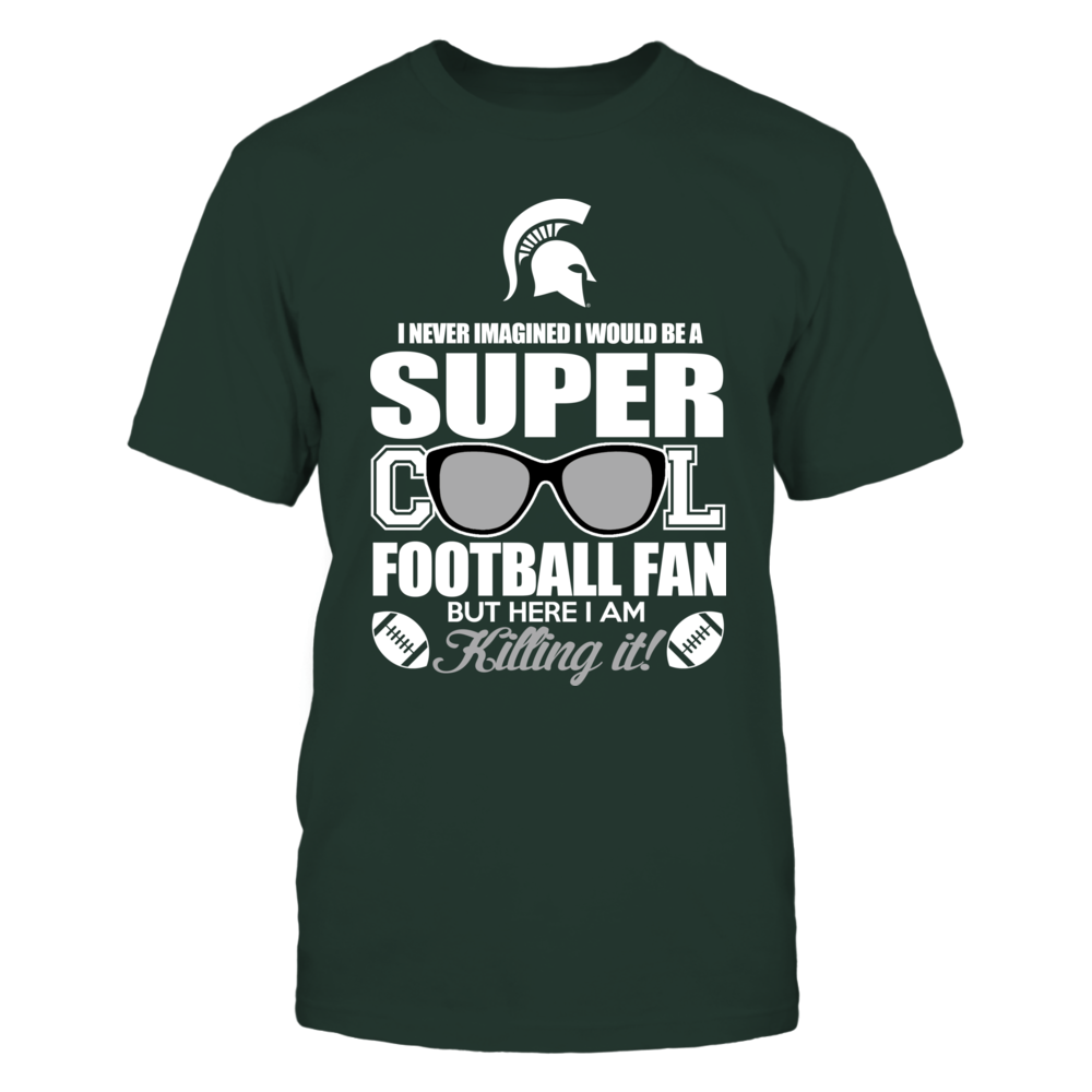 Super Cool Michigan State Front picture