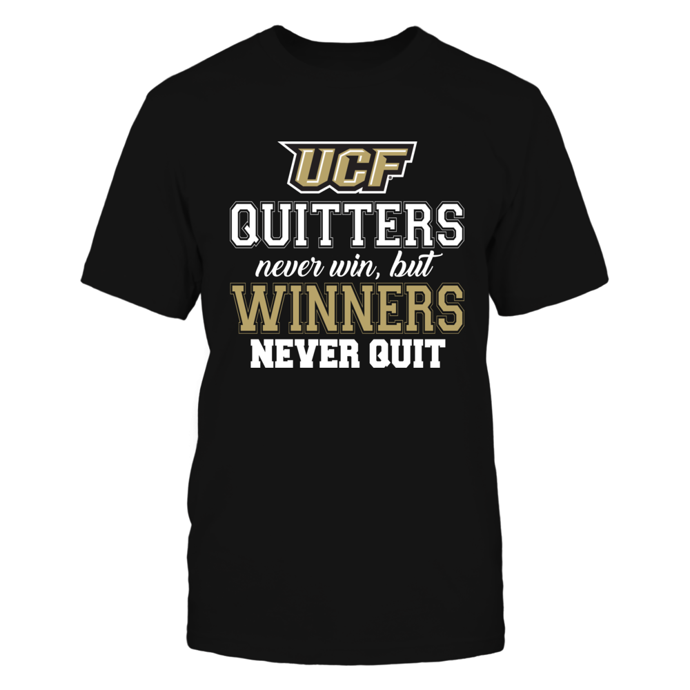 UCF Knights Winners Never Quit Front picture