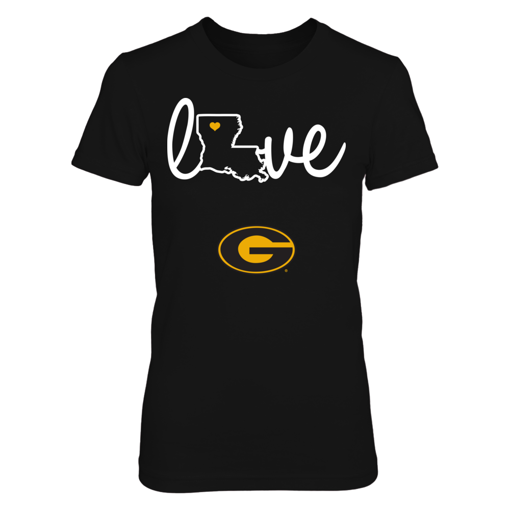 Grambling State Tigers - State Love Front picture