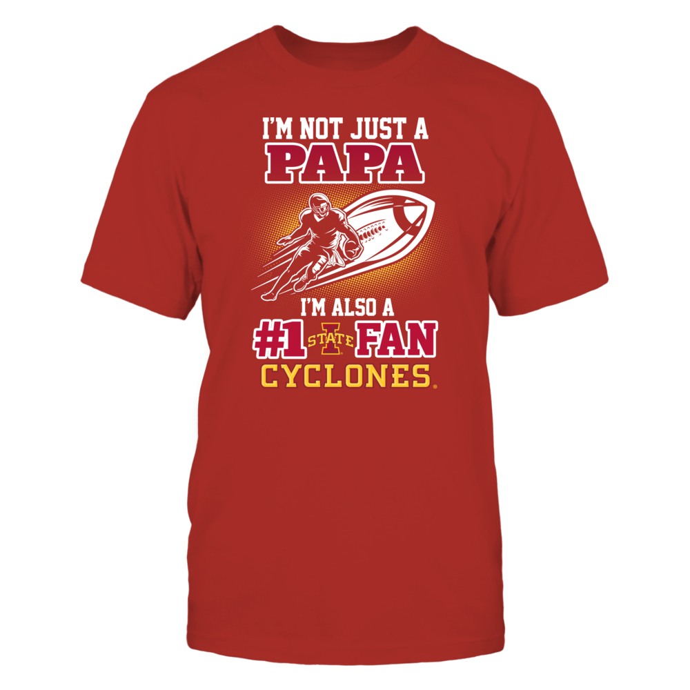 Iowa State Cyclones - Not Just A Papa Front picture