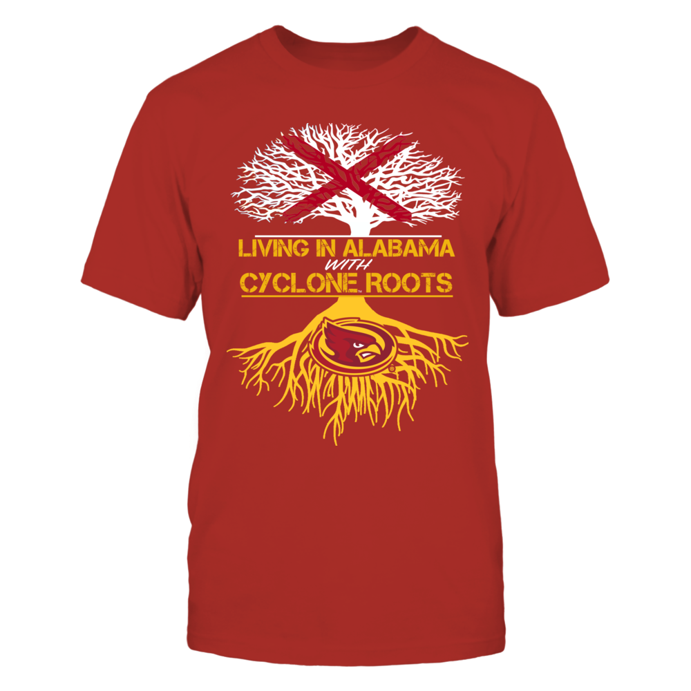 Iowa State Cyclones - Living Roots Alabama Front picture