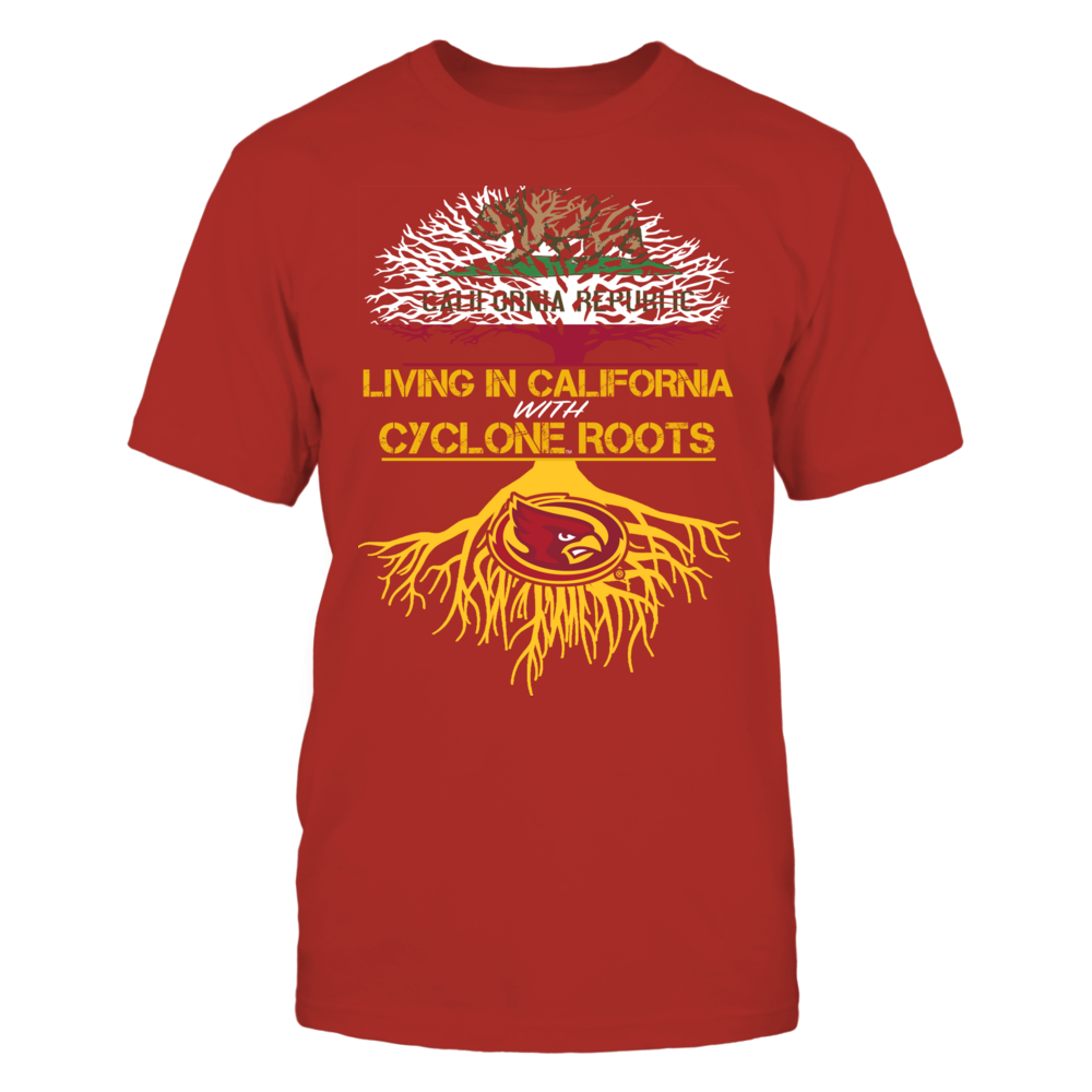 Iowa State Cyclones - Living Roots California Front picture