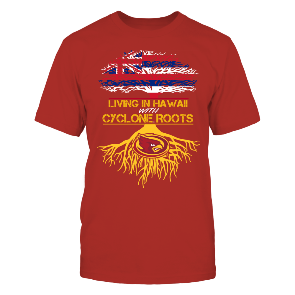 Iowa State Cyclones - Living Roots Hawaii Front picture