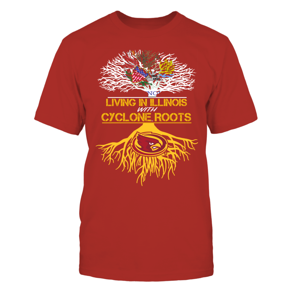 Iowa State Cyclones - Living Roots Illinois Front picture