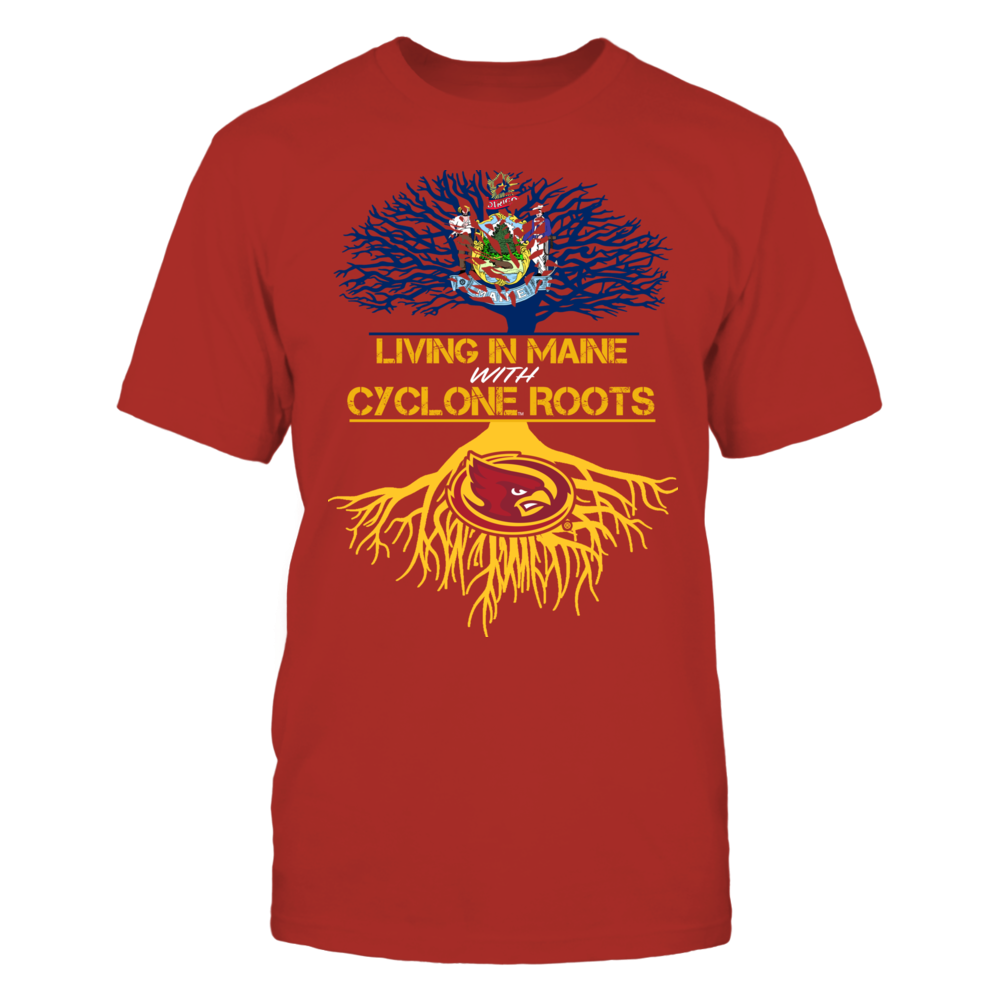 Iowa State Cyclones - Living Roots Maine Front picture