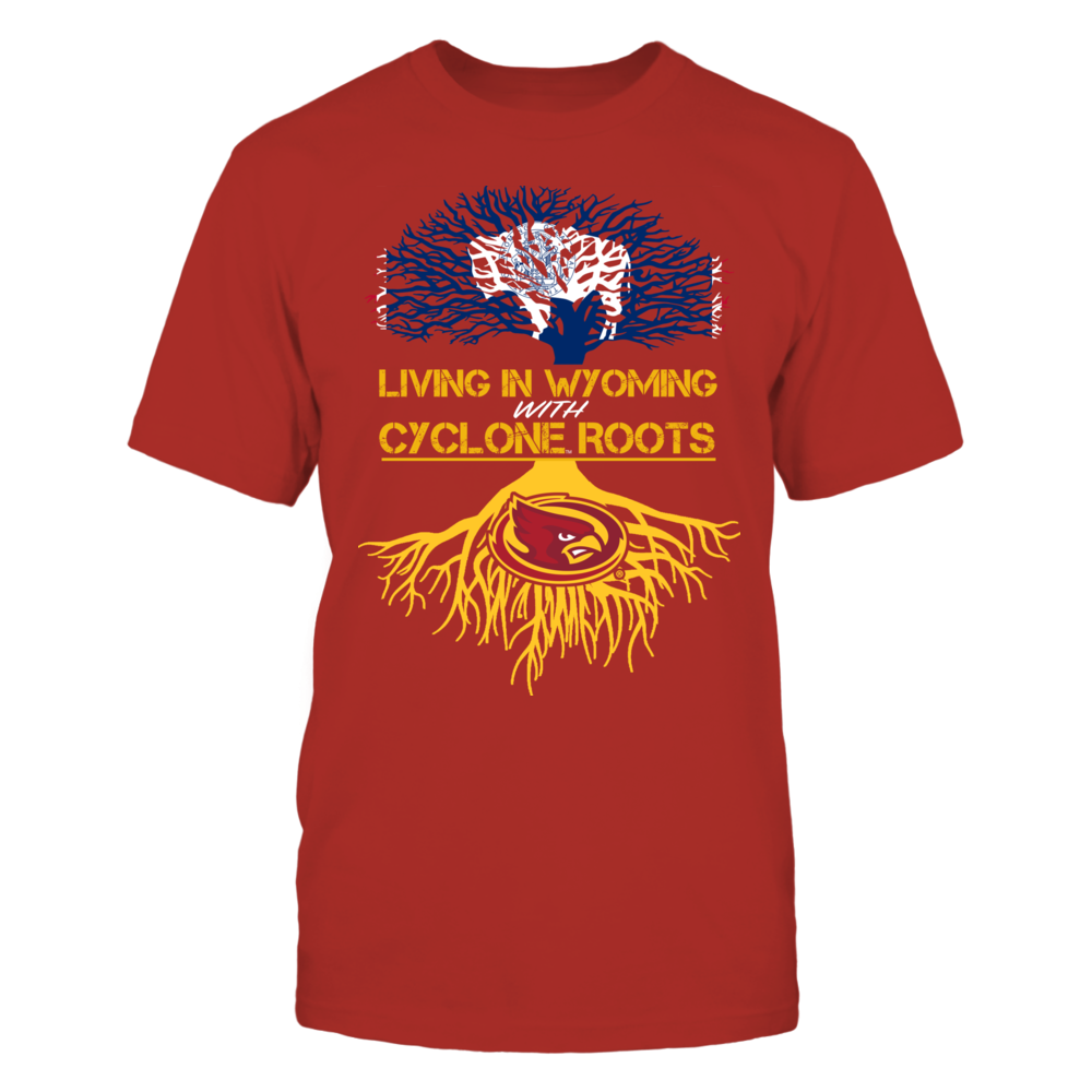 Iowa State Cyclones - Living Roots Wyoming Front picture