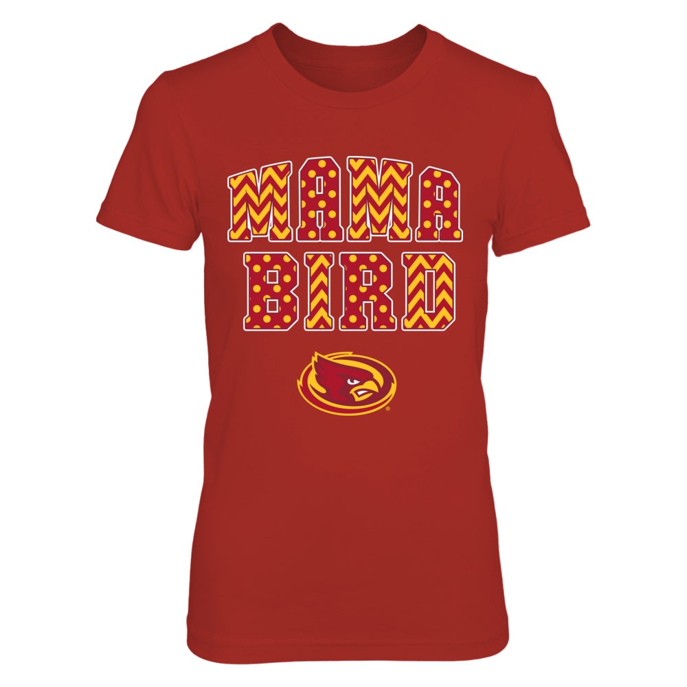 Iowa State Cyclones - Pattern Mama Bird Front picture