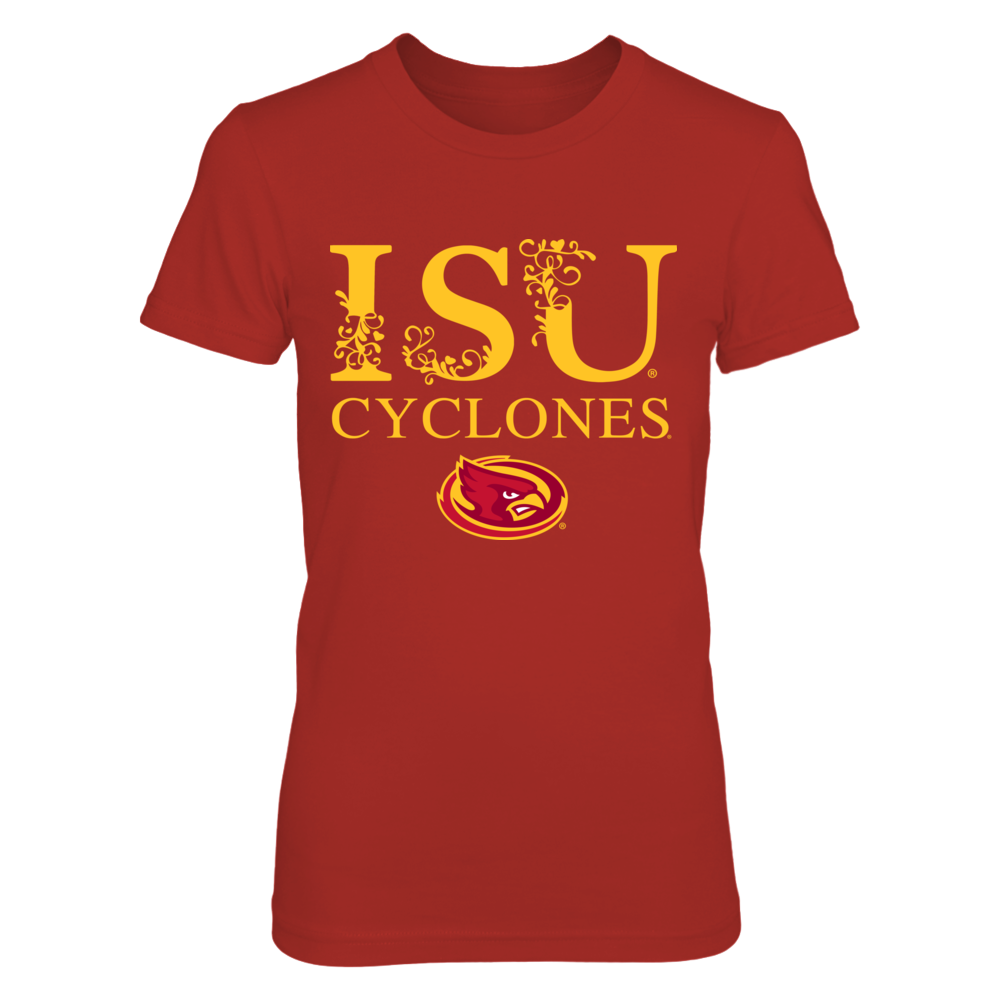 Iowa State Cyclones - Team Name Love Letters Front picture