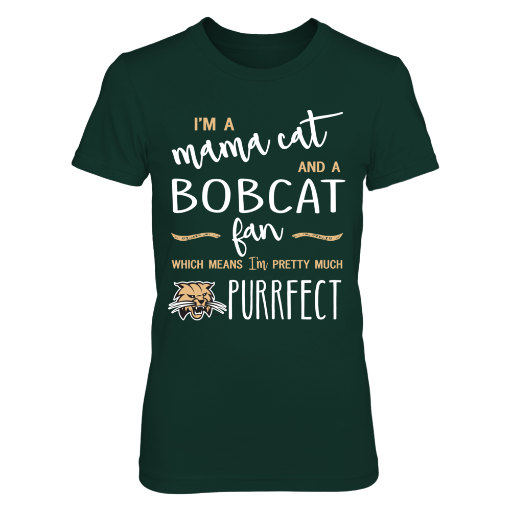 Ohio Bobcats - Perfect Mama Cat Front picture