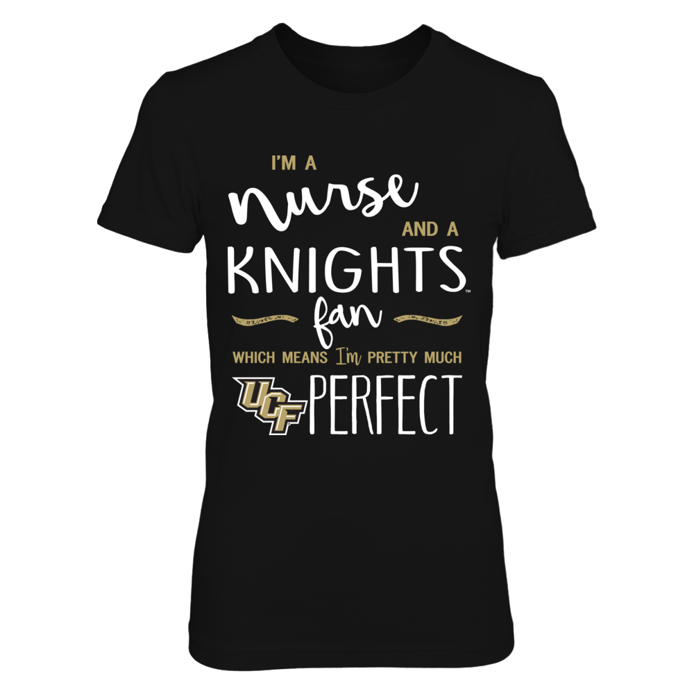 UCF Knights - Perfect Nurse Front picture