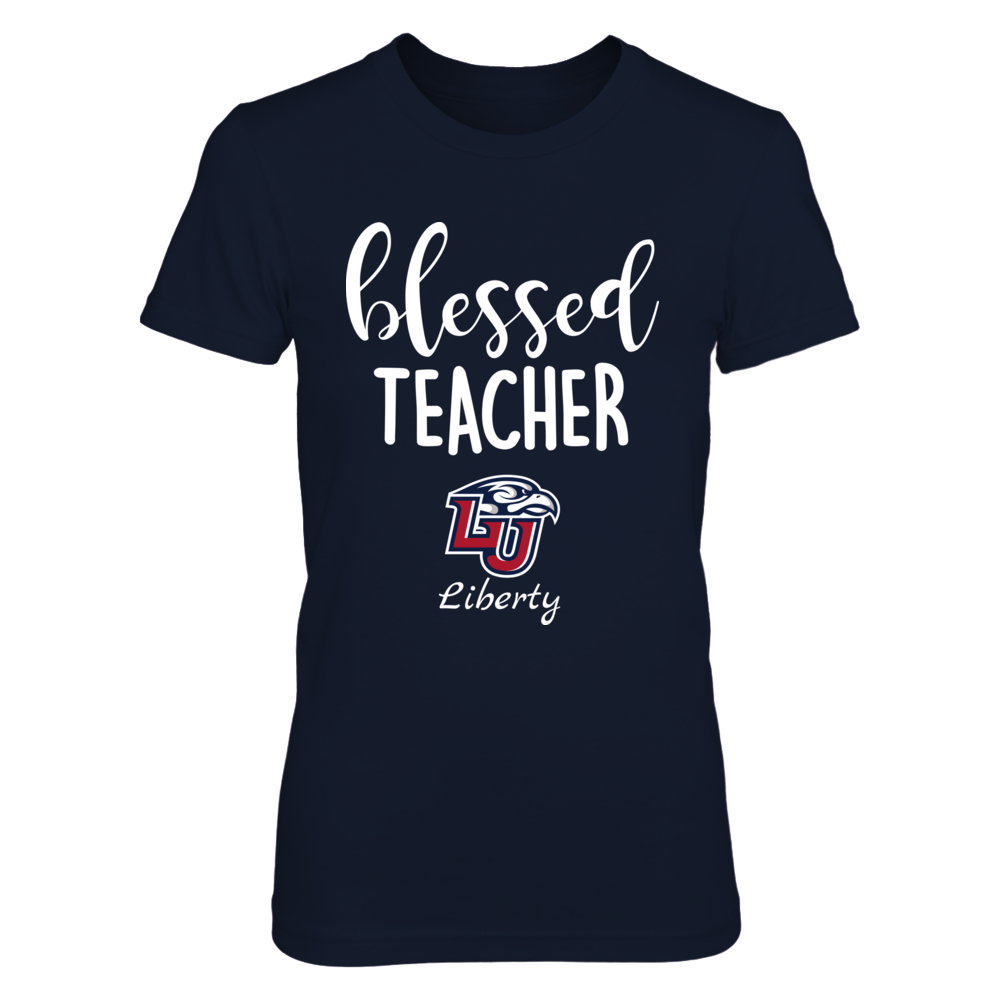Liberty Flames - Blessed Teacher Front picture