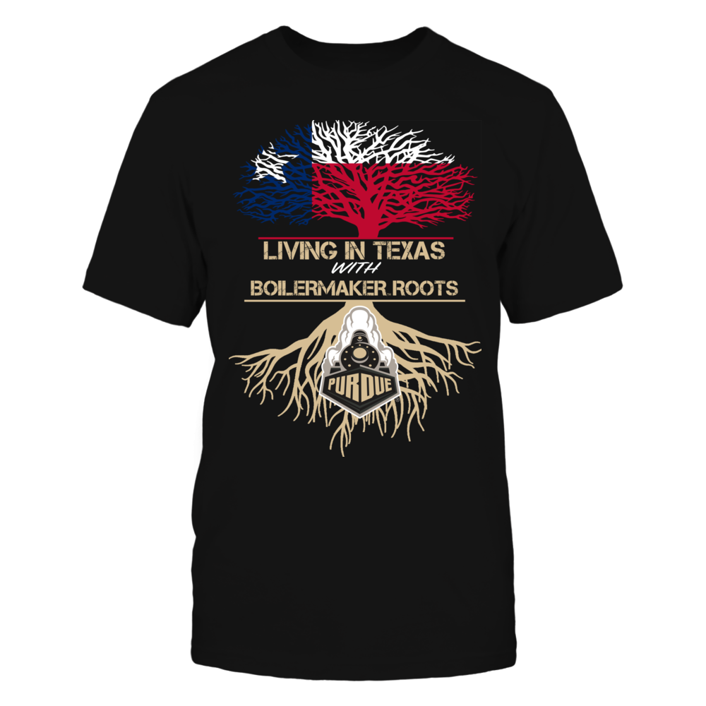 Purdue Boilermakers - Living Roots Texas Front picture