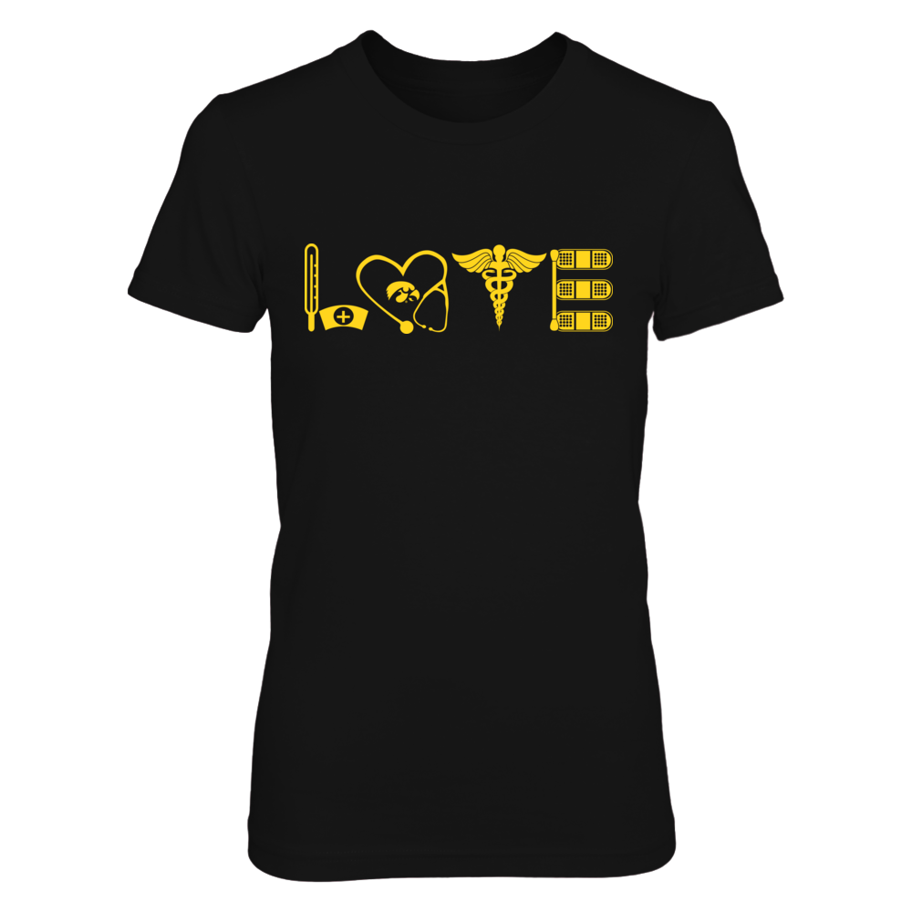 Iowa Hawkeyes - Love of Nurse Front picture
